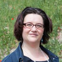 Ehrenamtliche Hospizbegleiterin Petra Miskolci (Bild: FSW)