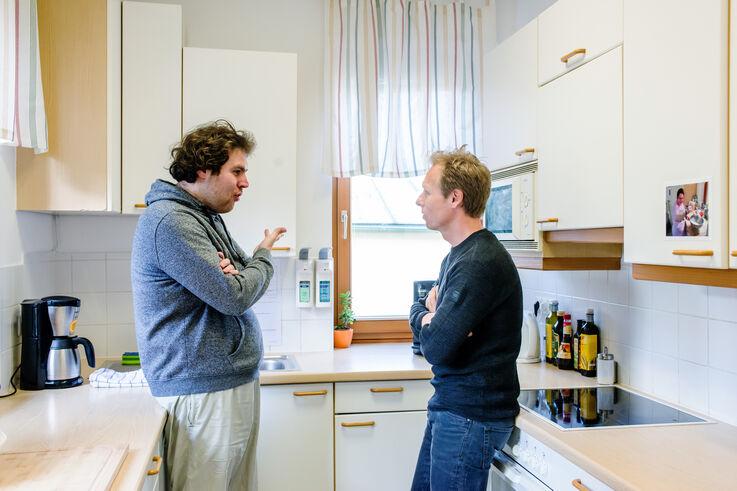 Küche im Hyblerpark (Bild: Kollektiv Fischka/fischka.com)