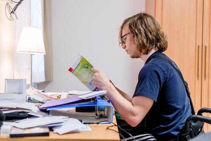 Zimmer im Hyblerpark (Bild: Kollektiv Fischka/fischka.com)